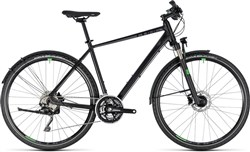 Cube Cross Allroad - Nearly New - 50cm - 2018 Hybrid Bike