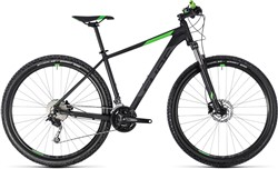 "Cube Aim SL 27.5"" - Nearly New - 18"" - 2018 Mountain Bike"