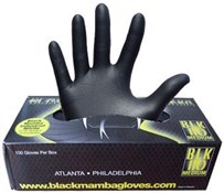 Product image for Black Mamba Nitrile Workshop Gloves