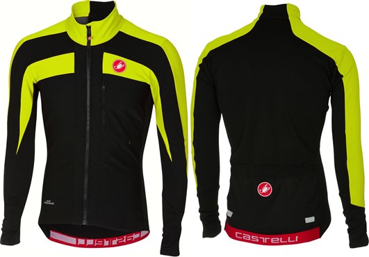 Castelli Trasparente 4 Long Sleeve Cycling Jersey