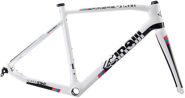 Cinelli Superstar Disc Frameset 2018