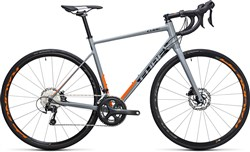 Cube Attain Race Disc - Nearly New - 53cm - 2017 Road Bike