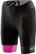 Skins Cycle DNAmic Womens 1/2 Length Compression Tights SS18