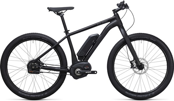 "Cube Suv Hybrid Race 500 27.5"" - Nearly New - 18"" - 2017 Electric Bike"