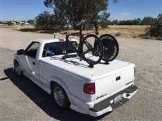 SeaSucker Mini Bomber 2-Bike Carrier Fork Mount Rack