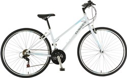 Product image for Dawes Discovery 101 Low Step Womens 2018 - Hybrid Sports Bike