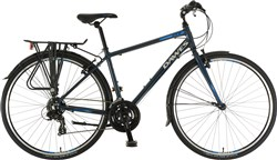 Product image for Dawes Discovery 201EQ 2018 - Hybrid Sports Bike