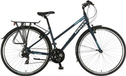 Product image for Dawes Discovery 201EQ Low Step Womens 2018 - Hybrid Sports Bike