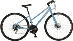 Product image for Dawes Discovery 301 Low Step Womens 2018 - Hybrid Sports Bike