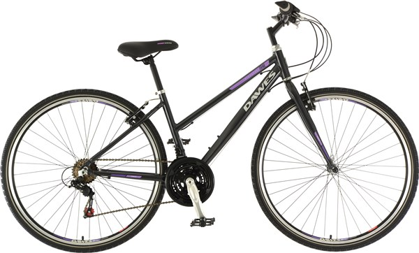 Dawes Discovery Trail Low Step Womens 2018 - Hybrid Sports Bike