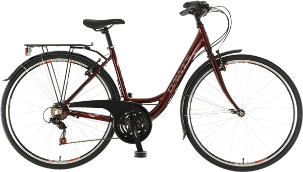 Dawes Mirage Low Step Womens 2018 - Hybrid Sports Bike