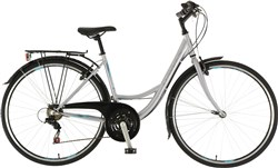 Product image for Dawes Sahara Low Step Womens 2018 - Hybrid Classic Bike