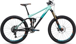 "Cube Fritzz 180 HPA SL 27.5"" - Nearly New - 20"" - 2017 Mountain Bike"