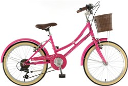 Product image for British Eagle Bella 20w Girls 2018 - Kids Bike