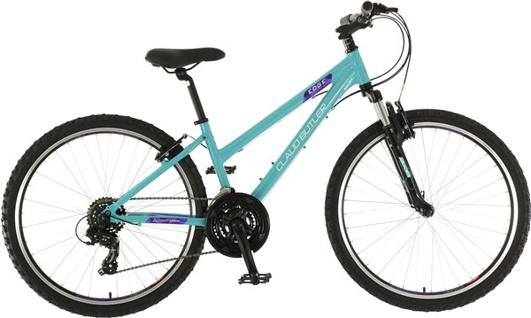 "Claud Butler Edge HT Low Step Womens 26"" Mountain Bike 2018 - Hardtail MTB"