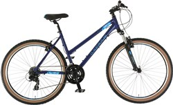 "Product image for Claud Butler Edge Low Step Womens 27.5"" Mountain Bike 2018 - Hardtail MTB"