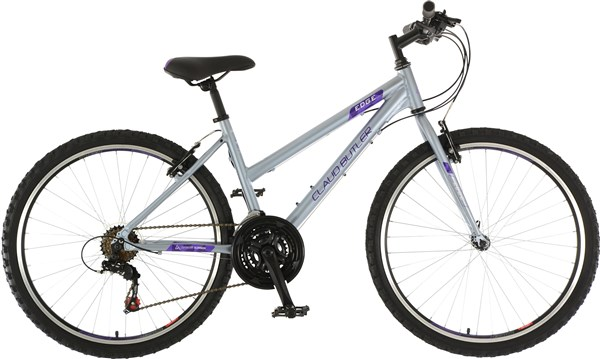 "Claud Butler Edge Low Step Womens 26"" Mountain Bike 2018 - Hardtail MTB"