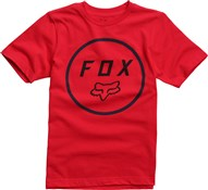 Fox Clothing Settled Youth Short Sleeve Tee SS18