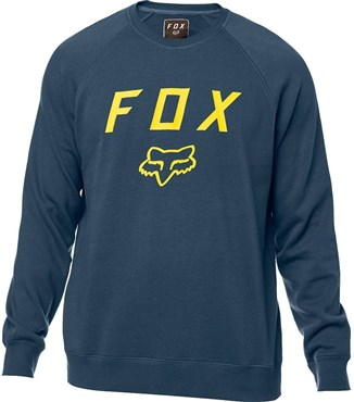 Fox Clothing Legacy Crew Fleece SS18