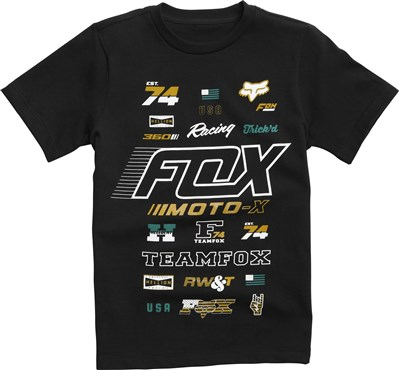 Fox Clothing Edify Youth Short Sleeve Tee SS18