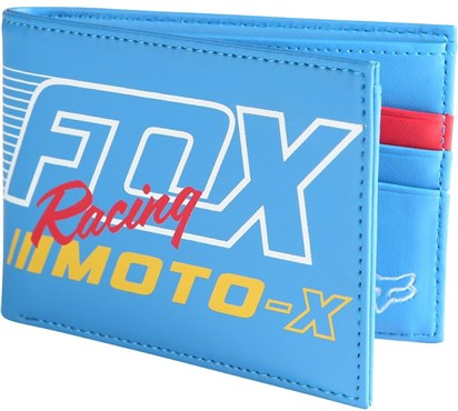 Fox Clothing Flection Pu Wallet SS18