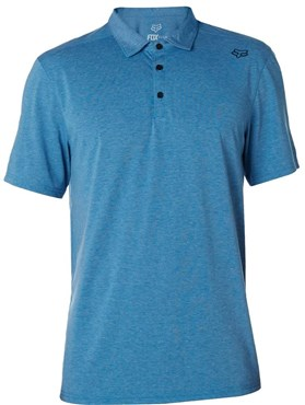 Fox Clothing Rookie Short Sleeve Polo Shirt SS18