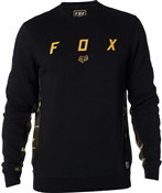 Product image for Fox Clothing Harken Crew Fleece SS18