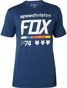 Product image for Fox Clothing Draftr 2 Short Sleeve Premium Tee SS18