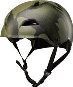 Fox Clothing Flight Camo MTB Helmet