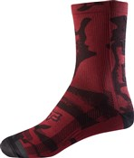 "Product image for Fox Clothing 8"" Print Womens Socks"