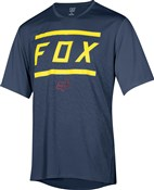 Fox Clothing Ranger Bars Short Sleeve Jersey SS18