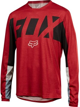 Fox Clothing Indicator Drafter Long Sleeve Jersey SS18