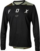 Fox Clothing Indicator Mash Camo Long Sleeve Jersey SS18