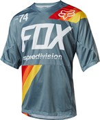 Fox Clothing Demo Drafter Short Sleeve Jersey SS18
