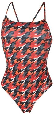Huub Training Costume Womens Houndstooth