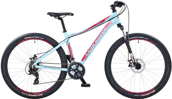 "Land Rover Lyra Disc 26"" Womens Mountain Bike 2018 - Hardtail MTB"