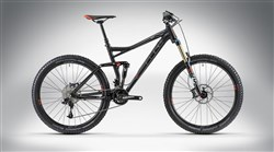 "Cube Fritzz 160 HPA Race 27.5 - Nealy New - 18"" - 2014 Mountain Bike"