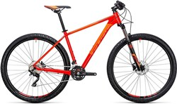 "Cube Attention 27.5"" - Nearly New - 16"" - 2017 Mountain Bike"