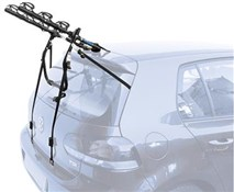 Product image for Peruzzo Cruiser Delux Boot Fitting 3 Bike Car Carrier / Rack