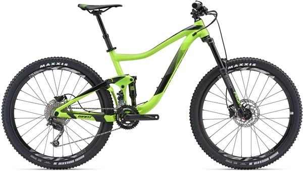 "Giant Trance 4 27.5"" - Nearly New - M - 2018 Mountain Bike"