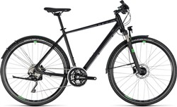 Cube Cross Allroad - Nearly New - 62cm - 2018 Hybrid Bike