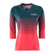 Yeti Enduro Womens Short Sleeve Jersey 2018