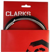 Product image for Clarks Stainless Steel Gear Cable Kit - Gear SP4 Housing