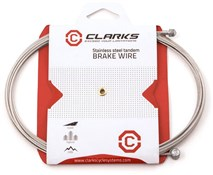 Product image for Clarks Universal Stainless Steel Inner Brake Wire