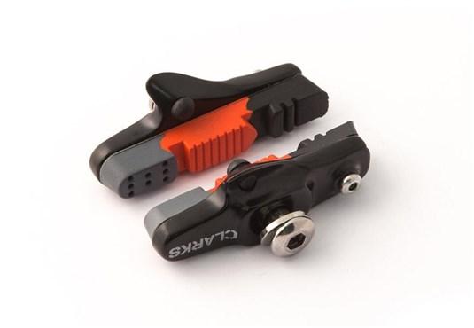 clarks - 52mm Brake Shoe and Cartridge Caliper Brake Holder