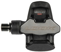 Product image for Look KEO Blade Carbon Titanium Axle Pedals with KEO Cleat 16nm with 12nm Spare