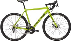 Cannondale CAADX Tiagra - Nearly New - 46cm - 2017 Cyclocross Bike