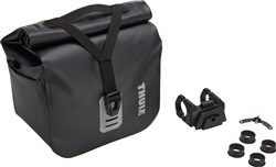 Product image for Thule Pack N Pedal Shield Handlebar Bag With Mount