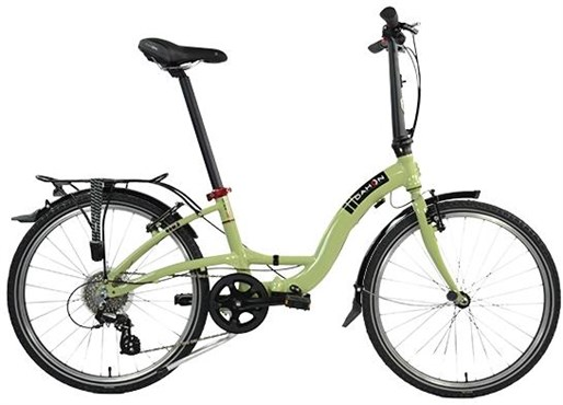 Dahon Briza D8 U 24w 2018 - Folding Bike