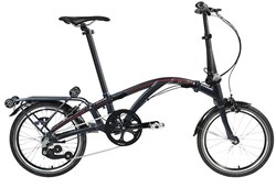 Dahon Curl I3 16w 2018 - Folding Bike